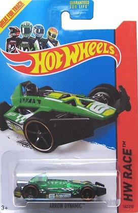 Hot Wheels Race - Arrow Dynamic