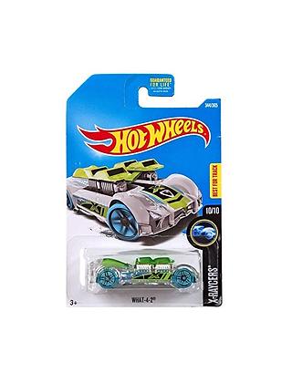Hot Wheels X-Raycers - What-4-2