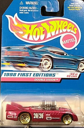Hot Wheels First Editions - Double Vision