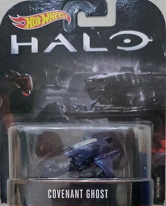 Hot Wheels Retro Entertainment - Halo Covenant Ghost