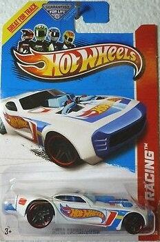 Hot Wheels Racing - Nitro Doorslammer