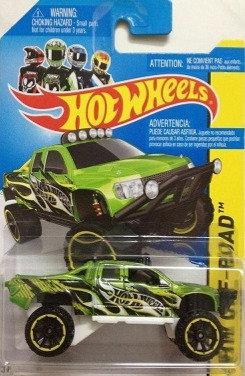 Hot Wheels Off-Road - Sandblaster