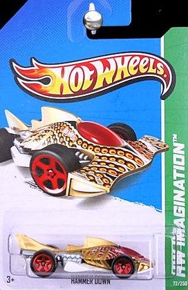 Hot Wheels Imagination - Hammer Down
