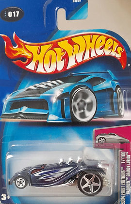 Hot Wheels First Editions - Hardnoze Grandy Lusion