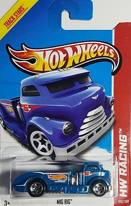 Hot Wheels Racing - Mig Rig