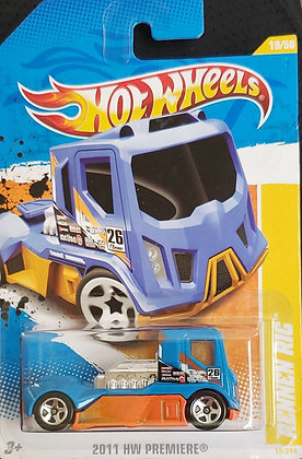 Hot Wheels Premiere - Rennen Rig