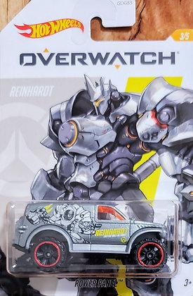Hot Wheels Entertainment - Overwatch Reinhardt Power Panel