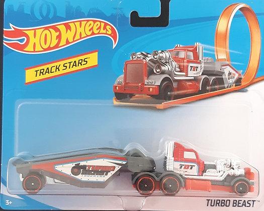 Hot Wheels Caminhão - Turbo Beast