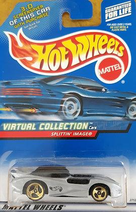 Hot Wheels Virtual Collection - Splittin' Image