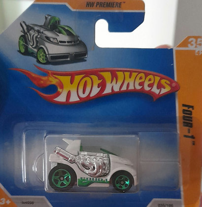 Hot Wheels New Models - Four-1