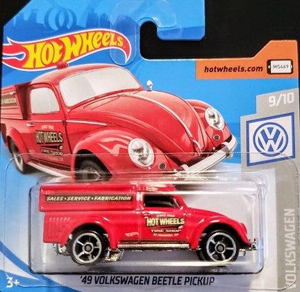 Hot Wheels Volkswagen - '49 Volkswagen Beetle Pickup