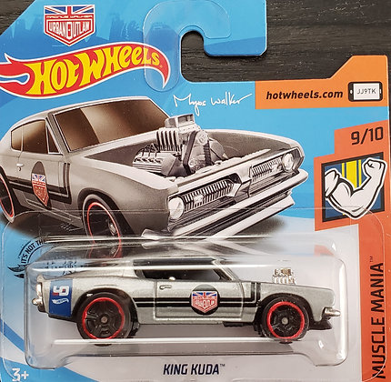 Hot Wheels Muscle Mania - King Kuda