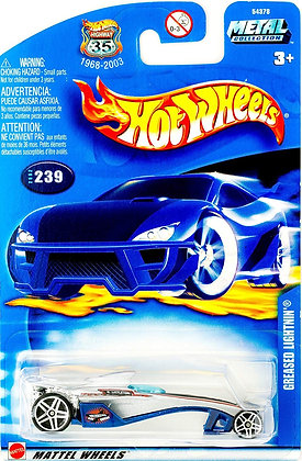 Hot Wheels Mattel Wheels - Greased Lightnin'