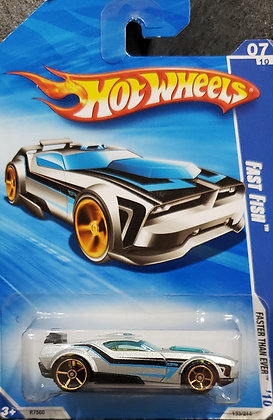 Hot Wheels Faster than Ever - Fast Fish