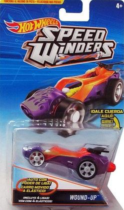 Hot Wheels Speed Winder - Wound-Up