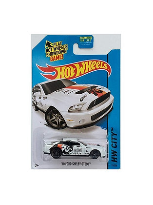 Hot Wheels City - '10 Ford Shelby GT500