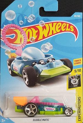 Hot Wheels Experimotors - Bubble Matic