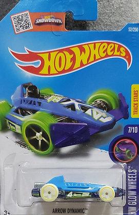 Hot Wheels Glow Wheels - Arrow Dynamic
