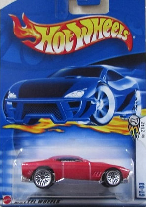 Hot Wheels First Editions - GT-03