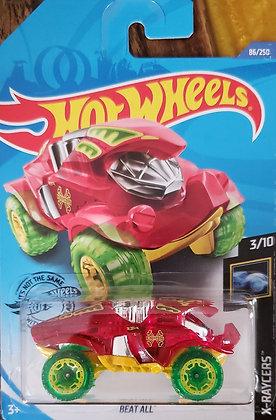 Hot Wheels X-Raycers - Beat All
