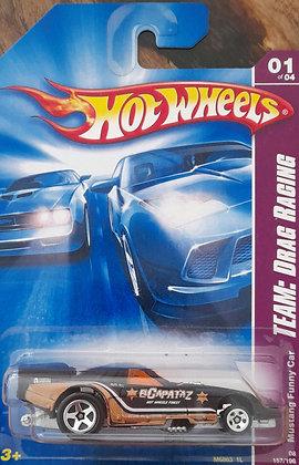 Hot Wheels Drag Racing - Mustang Funny