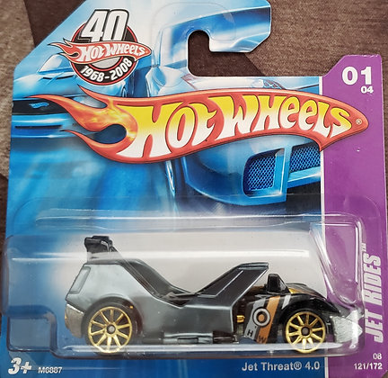 Hot Wheels Jet Rides - Jet Threat 4.0