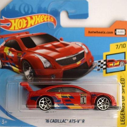 Hot Wheels Legends of Speed - '16 Cadillac ATS-V R