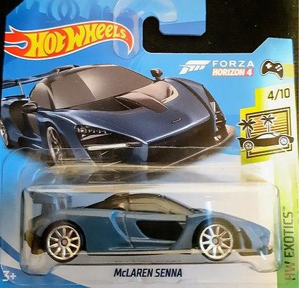 Hot Wheels Exotics - McLaren Senna