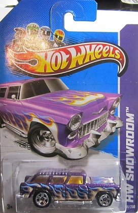 Hot Wheels Showroom - Classic Nomad