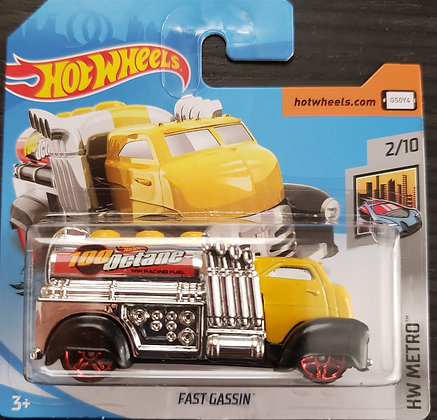 Hot Wheels Metro - Fast Gassin
