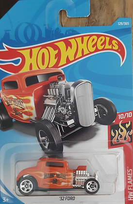 Hot Wheels Flames - '32 Ford