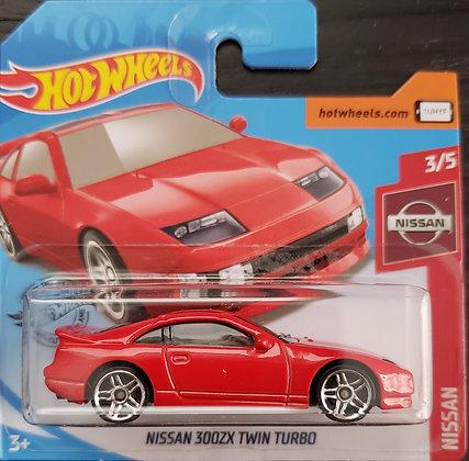 Hot Wheels Nissan - Nissan 300ZX Twin Turbo