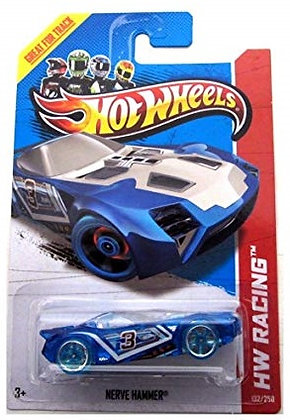 Hot Wheels Racing - Nerve Hammer