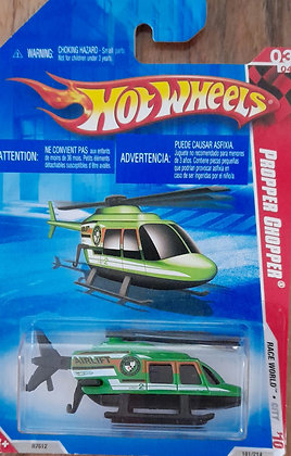 Hot Wheels Race World - Propper Chopper