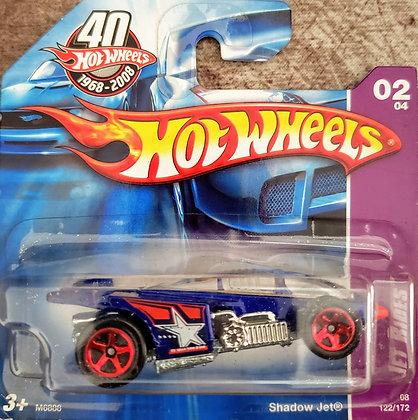 Hot Wheels Jet Rides - Shadow Jet