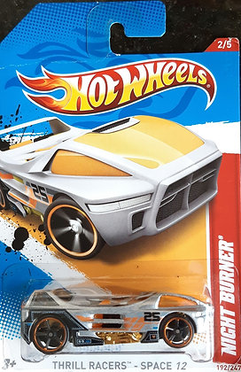 Hot Wheels Thrill Racers - Night Burner