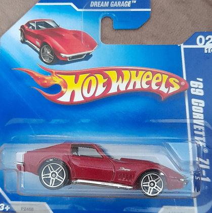 Hot Wheels Dream Garage - '69 Corvette ZL-1