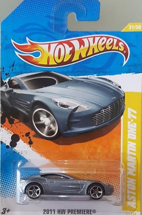 Hot Wheels Premiere - Aston Martin One-77