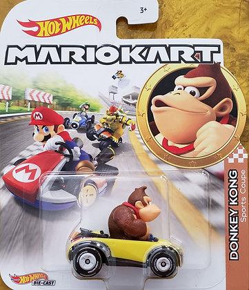 Hot Wheels Mario Kart - Donkey Kong Sports Coupe