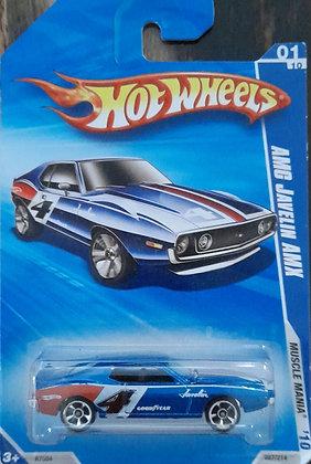 Hot Wheels Muscle Mania - AMC Javelin AMX