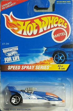 Hot Wheels Speed Spray - XT-3