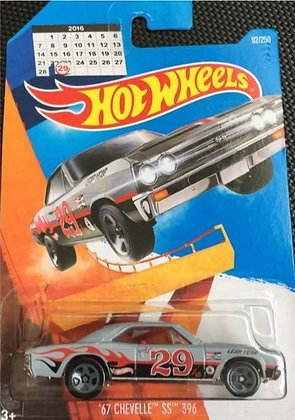 Hot Wheels Leap Year - '67 Chevelle SS 396