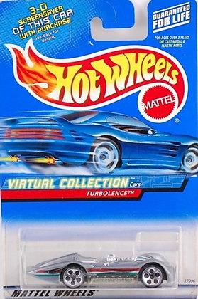Hot Wheels Virtual Collection - Turbolence