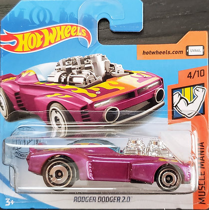 Hot Wheels Muscle Mania - Rodger Dodger 2.0