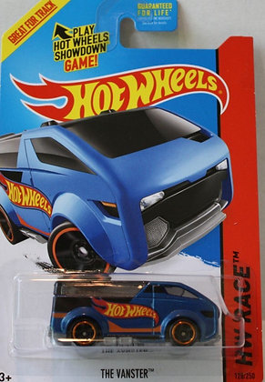 Hot Wheels Race - The Vanster