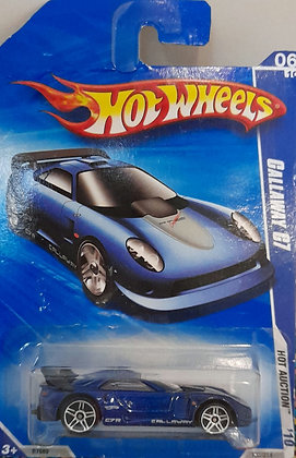 Hot Wheels Hot Auction - Callaway C7