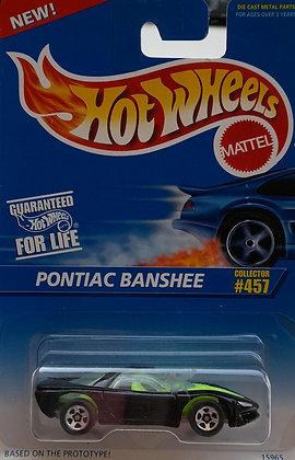 Hot Wheels Stars - Pontiac Banshee