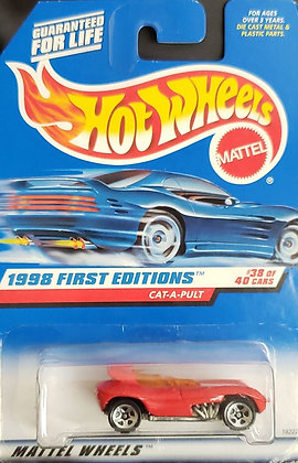 Hot Wheels First Editions - Cat-a-pult