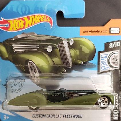 Hot Wheels Rod Squad - Custom Cadillac Fleetwood