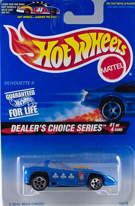 Hot Wheels Dealer's Choice - Silhouette II
